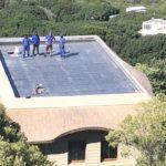 flar roof waterproofing