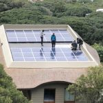 solar roof waterproofing